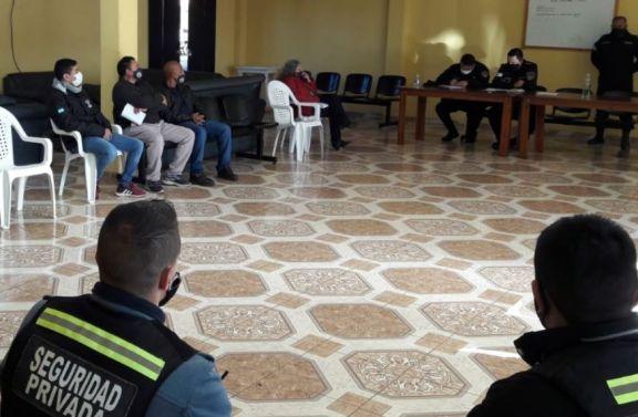 Se pretende crear un foro vecinal de seguridad en Bernardo de Irigoyen