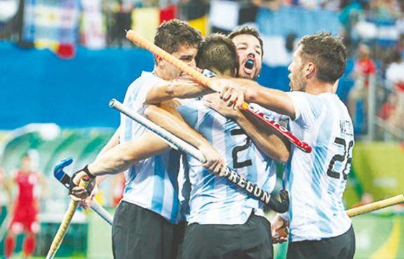 Argentina, potencia  de los deportes colectivos