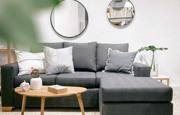 Amplían variedad de opciones para decorar el living y otros espacios