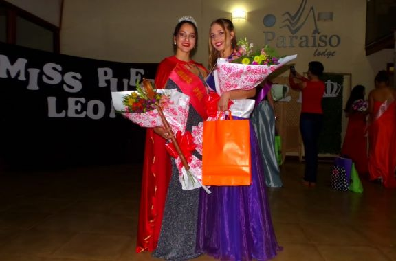 Julieta Bouix, nueva reina de Puerto Leoni