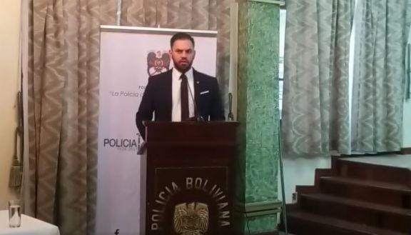 Gobierno de Bolivia aseguró que ingresaron de la Argentina armas de manera ilegal en 2019