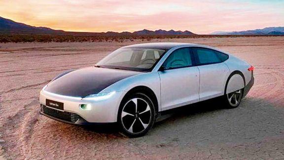 Lightyear One, el auto eléctrico con autonomía superior