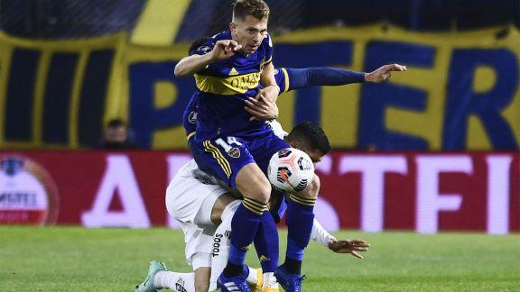 En Brasil, Boca se juega el pase a los cuartos de final de la Copa Libertadores