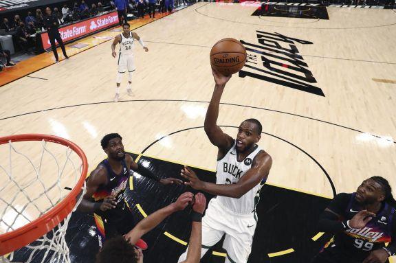 Milwaukee Bucks va por el titulo de campeón de la NBA tras 50 años ante Phoenix Suns