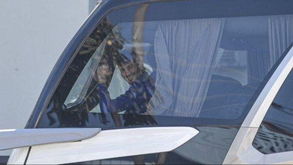 Jugadores de Boca fueron liberados y emprenden su regreso a la Argentina