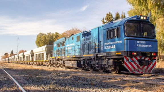Trenes registran 28% más de cargas en el primer semestre